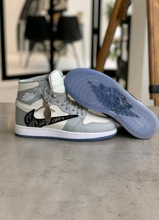 Nike Air Jordan x Dior наложка