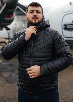 Куртка мужская зимняя батал ❄️ куртка чоловіча зимова / больши...