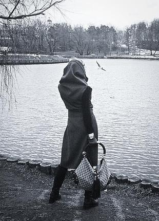 Жилетка оверсайз женское пальто без рукавов