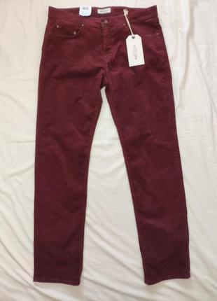 Вельветовые штаны mac jeans