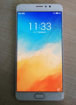 Смартфоны Meizu Pro 6 Plus 64 Gb Уценка