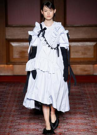 Simone rocha платье туника футболка оригинал acne margiela...