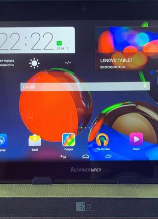 "Планшет Lenovo IdeaTab A7600-H тёмно-синий, диагональ 10.1"""