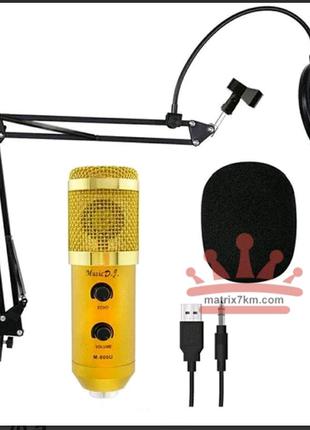 Конденсаторный микрофон BM800U
