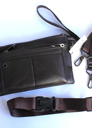 Сумка, барсетка, сумка на пояс, сумка на плечо, мужская сумка,...