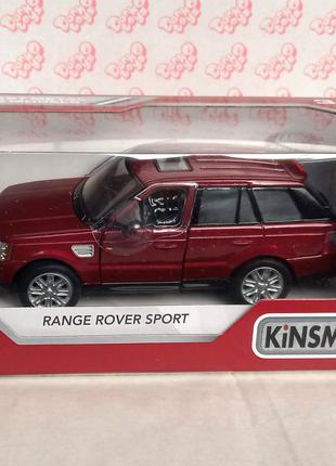 Металева машина Кt 5312 W Range Rover Kinsmart