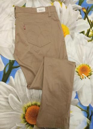 Оригинальные джинсы от левайс