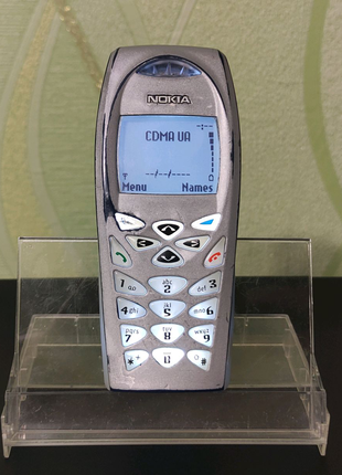 CDMA телефон Nokia 3585 (Made in Mexico)