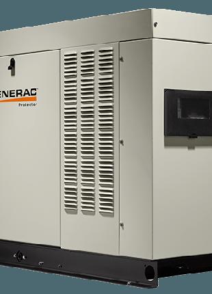 Газовый генератор GENERAC серии Commercial RG022 17,6 кВА