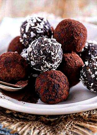 Шоколад конфеты трюфель