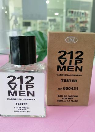 Мужской парфюм в тестере