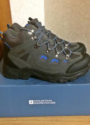 Трекинговые водонепроницаемые ботинки Mountain Warehouse.