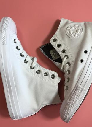 Стильные кеды converse chuck taylor® all star canvas studs hi