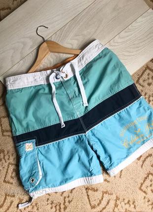 Мужские шорты-плавки