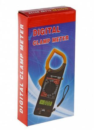 Мультиметр DT-266 клещи токоизмерительные