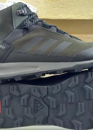 Зимние ботинки кроссовки adidas terrex tivid mid cp eqt suppor...