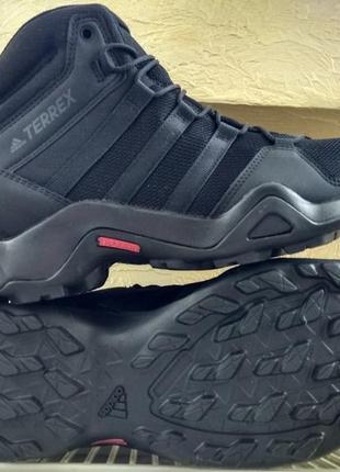 Зимние ботинки кроссовки adidas terrex ax2r mid gore-tex eqt s...
