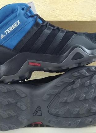 Зимние ботинки кроссовки adidas terrex ax2r mid gtx m eqt supp...