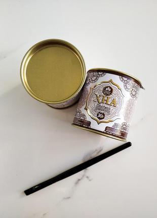 Хна для бровей и био тату Grand Henna (коричневая) 30 грамм