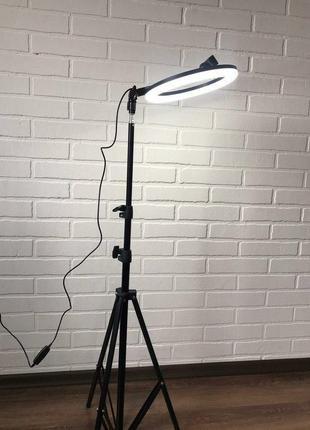 Кольцевая ламп