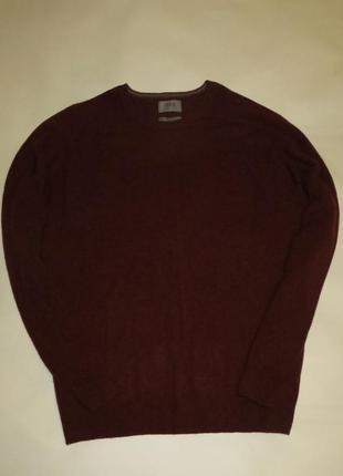 Мужской шерстяной свитер