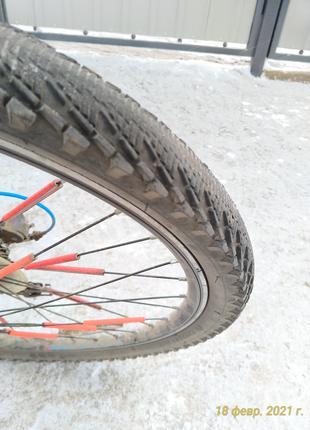 """Велосипед детский Pride Brave 24"""", б/у"""