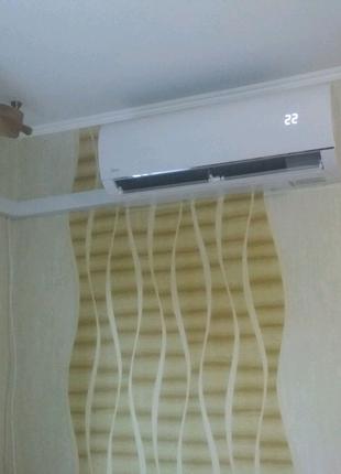 Монтаж, сервис, ремонт кондиционеров и систем вентиляции