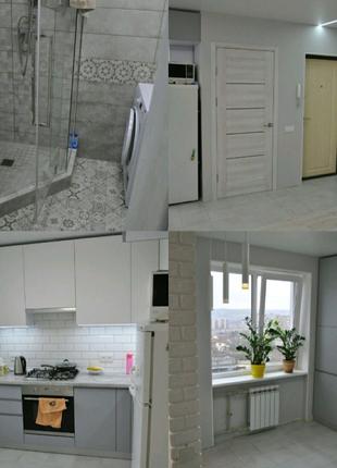 Ремонт квартир, офісних приміщень під ключ