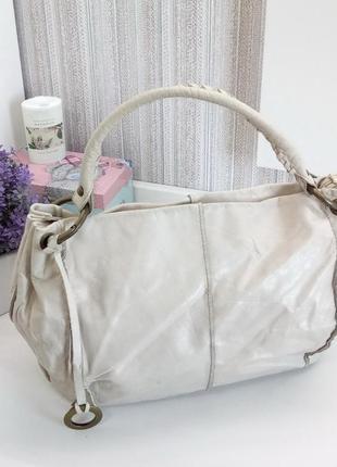 Классная сумка belmondo, германия, натуральная кожа