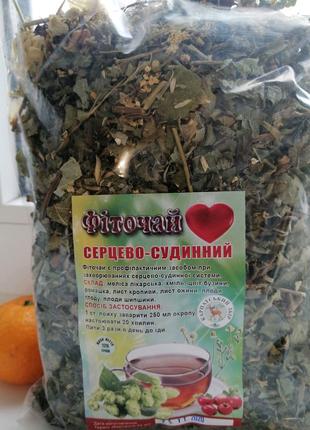 "Фиточай ""Серцево-судинний"" 120г"