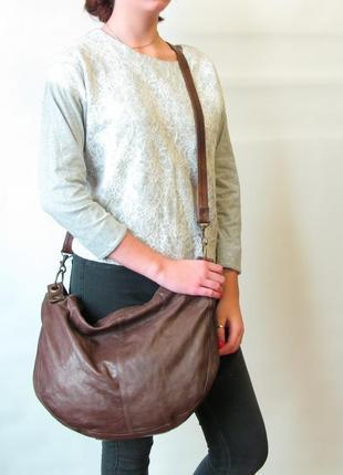 Большая сумка paisley park, натуральная кожа