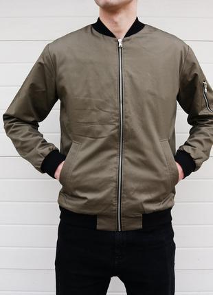 Куртка мужская БОМБЕР