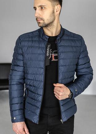 Куртка мужская стеганная -10 ❄️ утепленная / куртка чоловіча с...