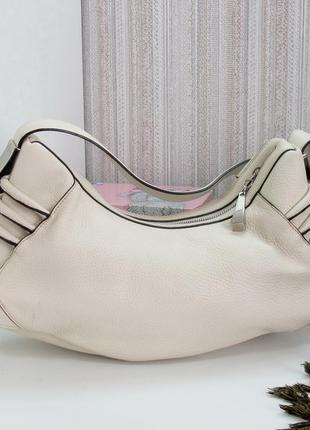 Шикарная сумка cromia, италия, натуральная кожа. люкс бренд!