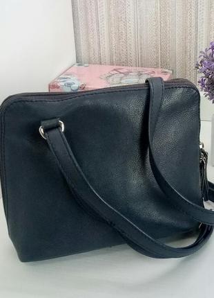Удобная сумка кроссбоди abbotsbury, англия, натуральная кожа