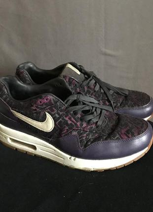Кроссовки nike air max 1 curtains pack