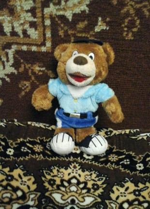 Мягкая игрушка мишка Барли