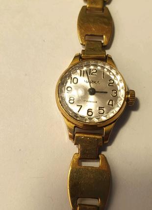 Часы Чайка 17 кам AU