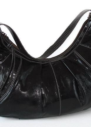 Крутая сумка yoshi, англия, натуральная кожа.