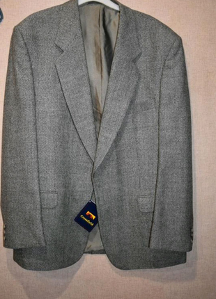 Пиджак Crossfield 100 %шерсть