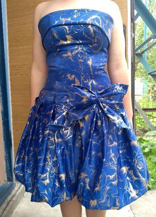 Выпускное платье 48 размер