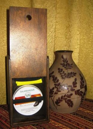 Набор по уходу за обувью Salamander (для гладкой кожи)