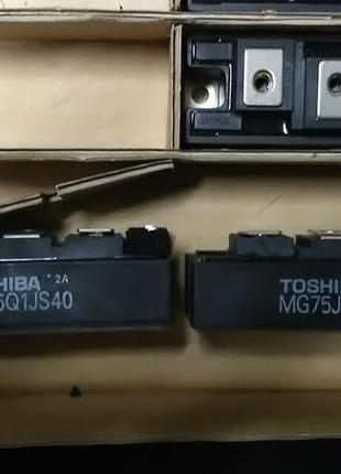 Модуль микросхема Toshiba MG75Q1JS40 MG75J1ZS50 Silicon N Channel