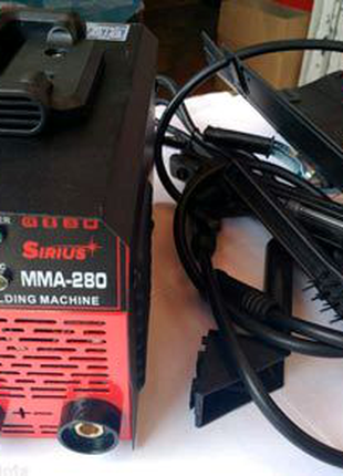 Сварочный инвертор Sirius ММА-280