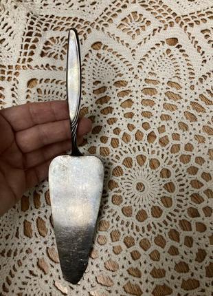 Лопатка для торта wmf 90-3  германия серебрение