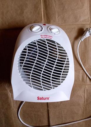 Тепловентилятор(дуйка) Saturn, 2 kW.