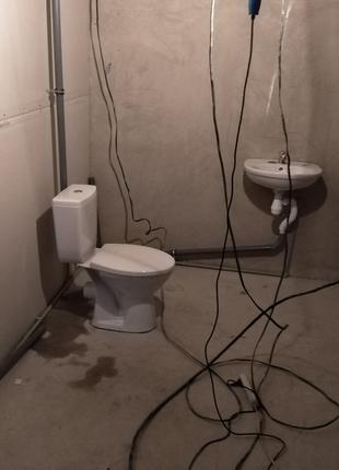 Розводка сантехніки