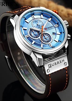 Мужские наручные часы CURREN 8291