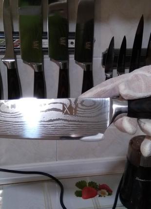 АКЦИЯ! Кухонный нож ШЕФ 8 дюймов (20.5 см лезвие)