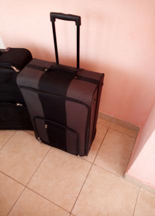 Сумка валіза чемодан дорожня